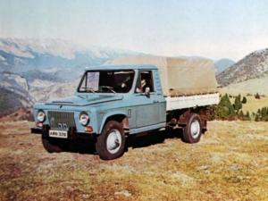 1972 ARO 320 Regular Cab Pick-up