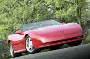 1987 ASC Chevrolet Corvette Geneve Show Car
