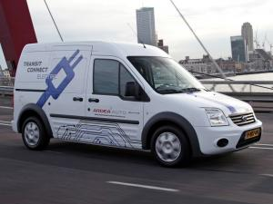 2011 AZD Ford Transit Connect Electric