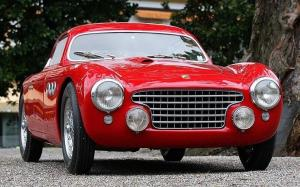 Abarth 205A Berlinetta 1950 года