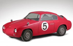 Fiat Abarth 750Z Coupe '1956 - 60