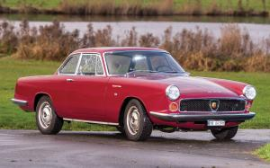 Fiat Abarth 2200 Coupe 1959 года