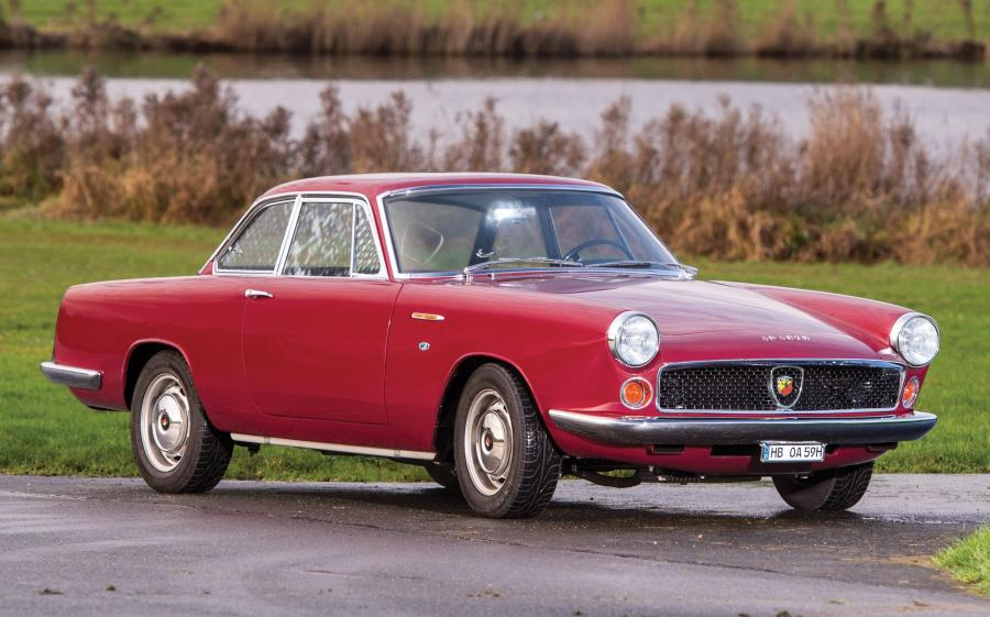 1959 Fiat Abarth 2200 Coupe