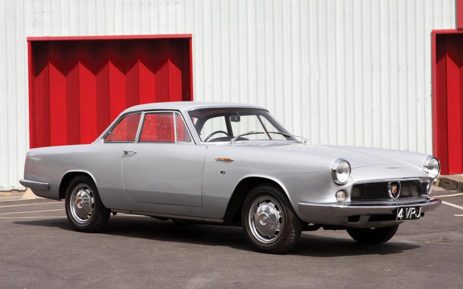 1961 Fiat Abarth 2200 Coupe