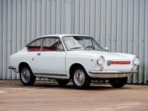 1965 Fiat Abarth OT 1000 Coupe