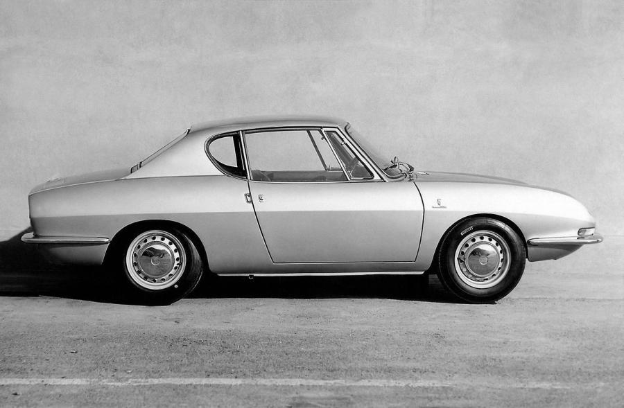 Fiat Abarth O.T.R. 1000 Berlinetta '1965 - 68