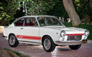 Fiat Abarth OT 1300 Coupe 1966 года