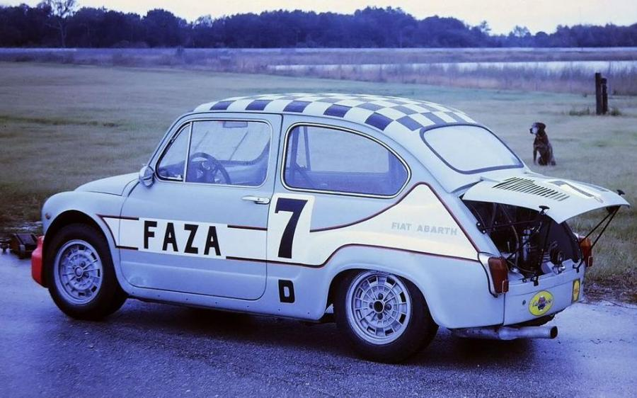 1968 Abarth 1000 TCR Group 5