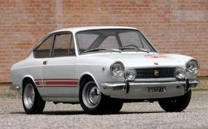 Fiat Abarth OT 1300 Coupe 1968 года