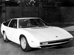 1969 Abarth 1600 Coupe Concept