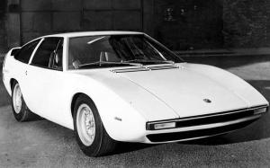 Abarth 1600 Coupe Concept 1969 года