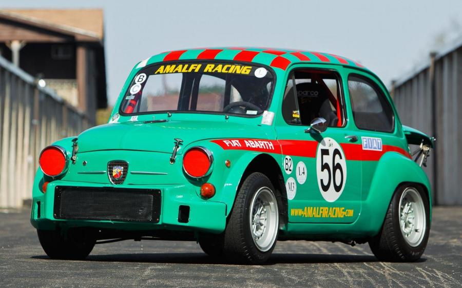 1970 Abarth 1000 TCR Group 2