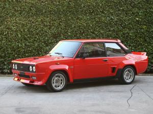 Fiat Abarth 131 Rally 1976 года