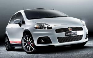 Abarth Grande Punto Preview 2007 года