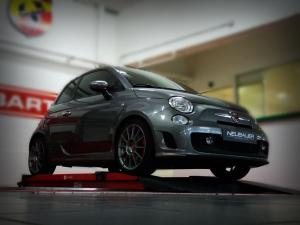 2009 Abarth 500 Speedgrey Edition by Neubauer