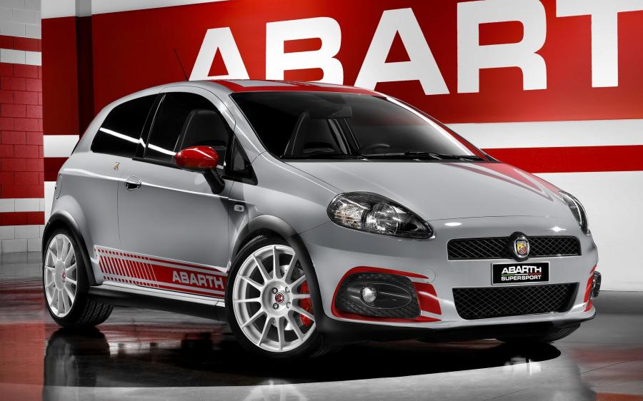 Abarth Grande Punto SuperSport (199) '2009 - 10