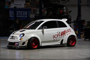 Abarth 500 M1 Turbo Tallini Competizione by Road Race Motorsports 2014 года