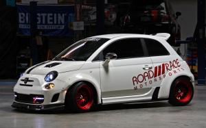 Abarth 500 M1 Turbo Tallini Competizione by Road///Race Motorsports 2014 года