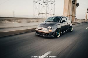 2014 Abarth 500 from USA