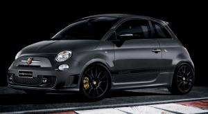 Abarth 595 Trofeo Edition 2015 года