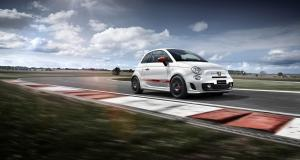2015 Abarth 595 Yamaha Factory Racing