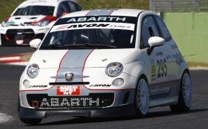 Abarth 695 Assetto Corse Endurance 2015 года