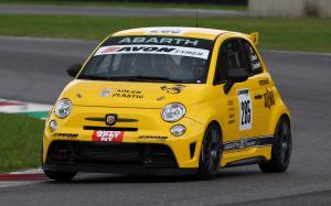 Abarth 695 Assetto Corse Record 2015 года