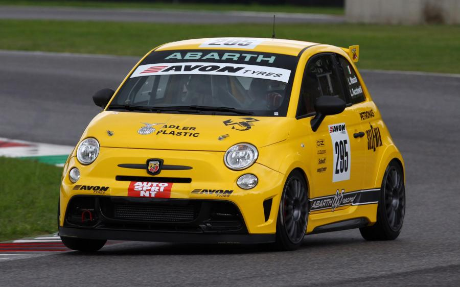 2015 Abarth 695 Assetto Corse Record