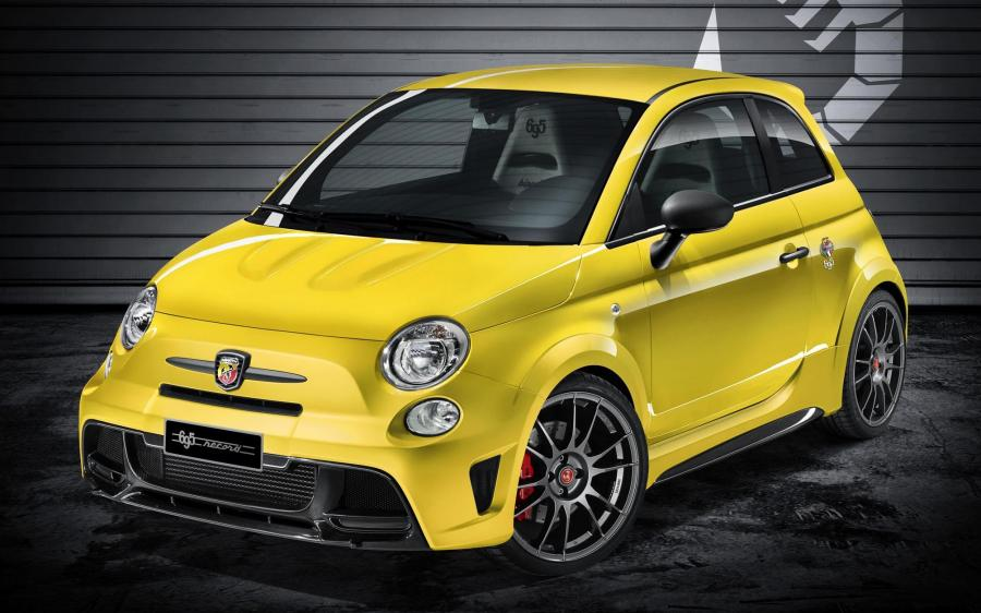 2015 Abarth 695 Biposto Record (WW)