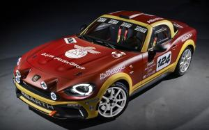 Abarth 124 Rally Concept 2016 года
