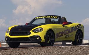 Abarth 124 Spider for Bob Bondurant School of High Performance Driving 2016 года