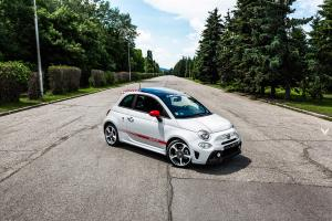 Abarth 595 by Vilner 2017 года