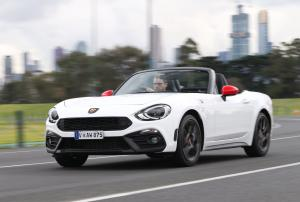 2018 Abarth 124 Spider Monza Edition