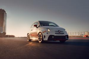 2019 Abarth 595 Competizione Dubai Autodrome Official Vehicle