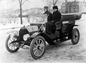 Abbot-Detroit Model A Touring