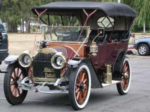 Abbott-Detroit Model 6-44 Touring 1912 года