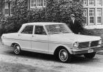 Acadian Beaumont 4-Door Sedan 1962 года