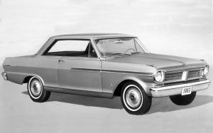 Acadian Beaumont SD Coupe '1963