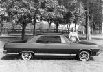 Acadian Beaumont SD Coupe 1965 года
