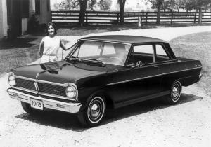 1965 Acadian Invader 2-Door Sedan