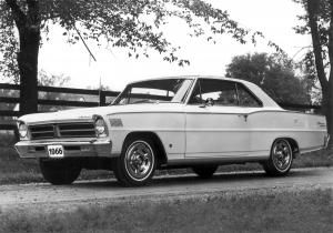 Acadian Canso SD Coupe 1966 года