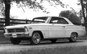 Acadian Canso SD Coupe '1966