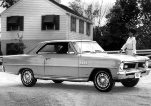 1967 Acadian Canso Sport Coupe