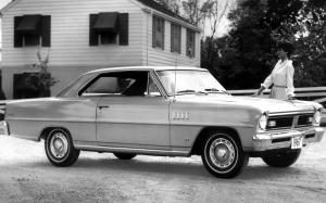 Acadian Canso Sport Coupe '1967