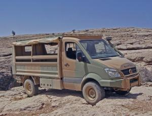 2008 Achleitner Mantra 4x4 Troop Carrier