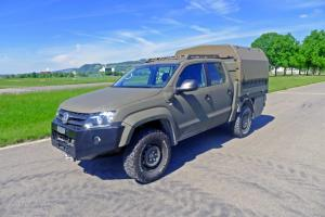 Achleitner Geson 4x4 Double Cab 2013 года