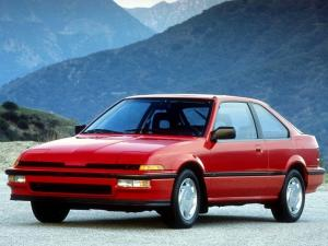 Acura Integra 3-Door 1986 года