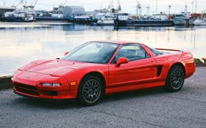1999 Acura NSX Alex Zanardi Edition (US)
