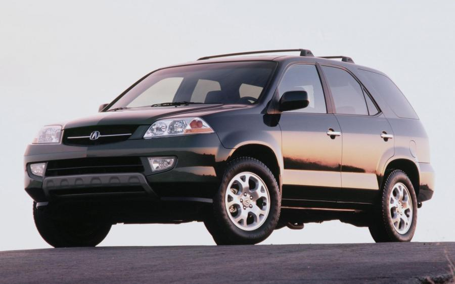 Acura MDX (YD1) '2001 - 03