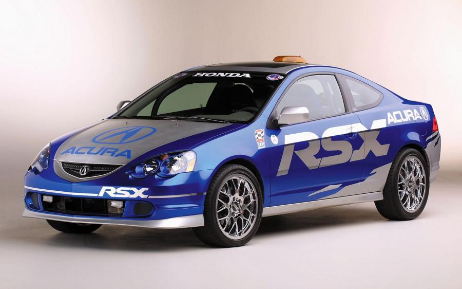 Acura RSX CART Pace Car '2001